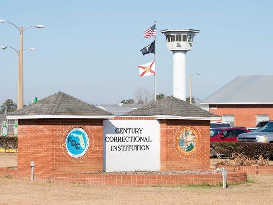 The Century Correctional Institution in Century, Florida
