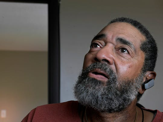 Ernest Porter, who has diagnosed depression and a history of substance use, visits Centerstone several times a month for primary care doctor appointments and to see a counselor.