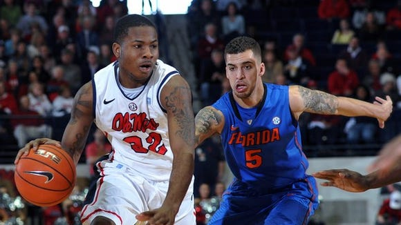 Ole Miss guard Jarvis Summers was a second-team All-SEC pick as a junior and is the Rebels' top returning player for 2014-15.