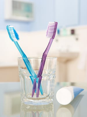 UV light technology can help rid your home of germs — even on your toothbrush.