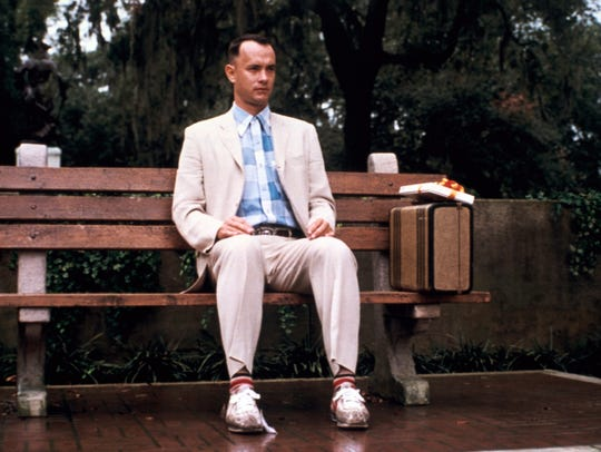 """Forrest Gump"" will play 3 p.m. July 21 and 5 p.m. July 22."