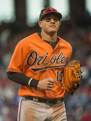 Manny Machado played in every game in 2016.
