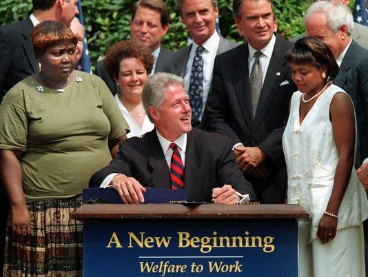 welfare to work