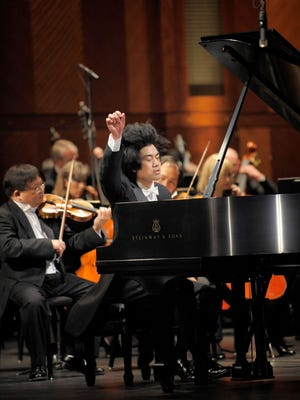 Pianist Sean Chen will perform Saturday with the Wichita Falls Symphony Orchestra.