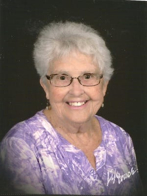 Mary Ann Mowry