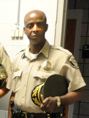 George Phifer was the Metroparks Chief of Police in July 2013.