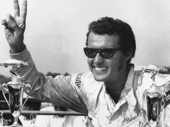 Richard Petty won 200 races during his career as a
