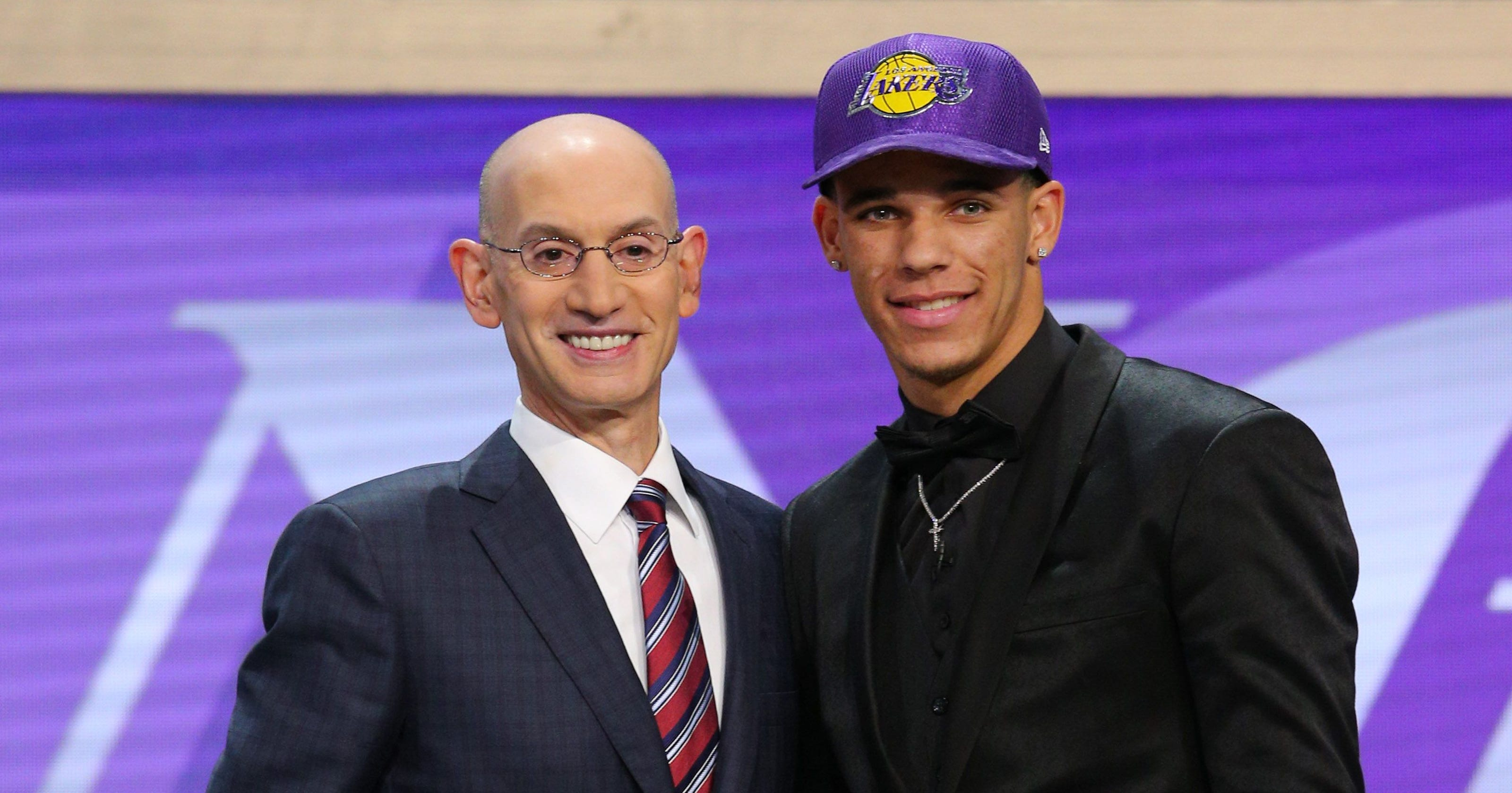 cfcbd516778 Lonzo Ball not Los Angeles Lakers savior, but he's a good start