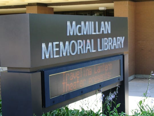 The McMillan Memorial Library.