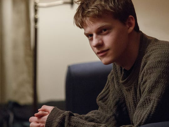 "Lucas Hedges stars in ""Manchester by the Sea."""