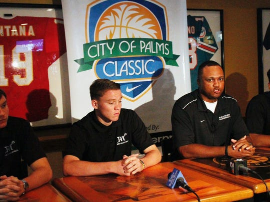 Mariner High discusses their inclusion into the 44th annual City of Palms Classic