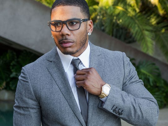 Nelly will perform at NJPAC on Jan. 27, 2017.