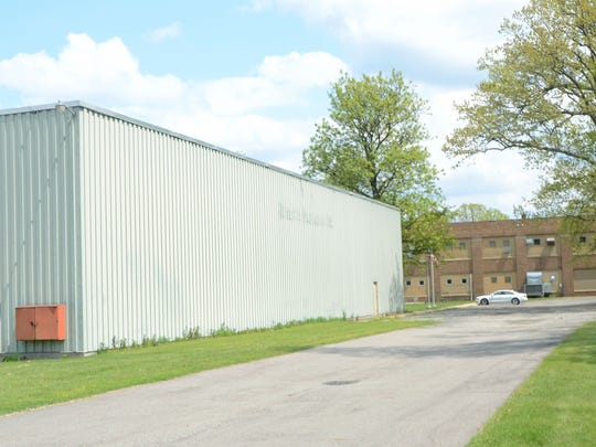 The former PulverDryer building at 126 Avenue C in