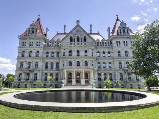 Albany Legislature