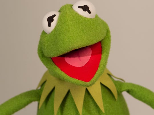Reputed North Texas Mean Green fan Kermit the Frog.