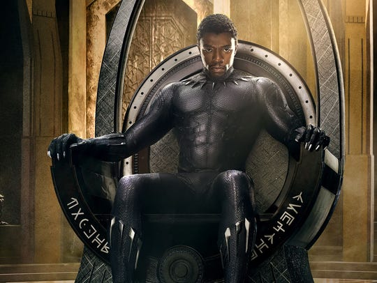 Long live the King: Chadwick Boseman is T'Challa aka