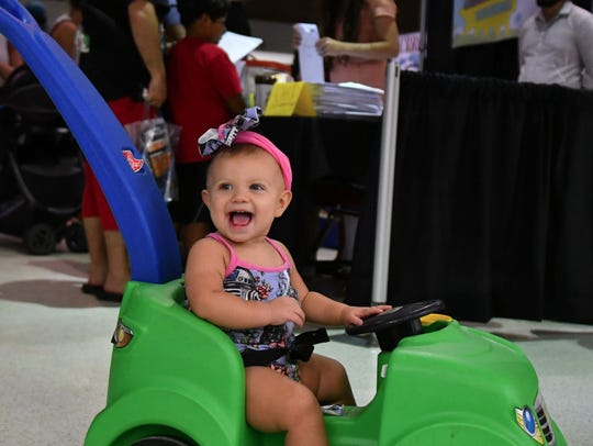 The annual Space Coast Baby & Kids Expo set for July