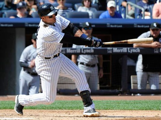 Yankees Prado swings