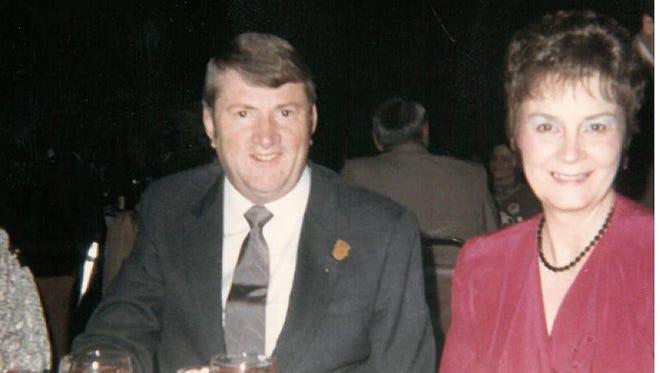 Mr. and Mrs. Kenneth Lynch