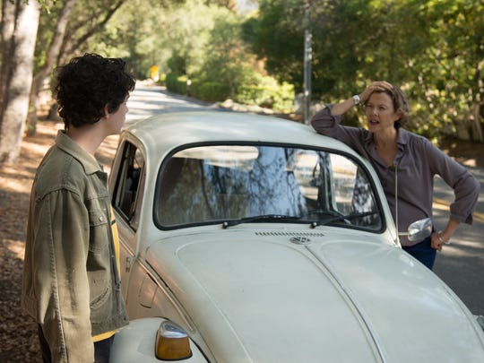 The dynamic between Dorothea (Annette Bening) and her son, Jamie (Lucas Jade Zumann), is based heavily on filmmaker Mike Mills' relationship with his own mom.