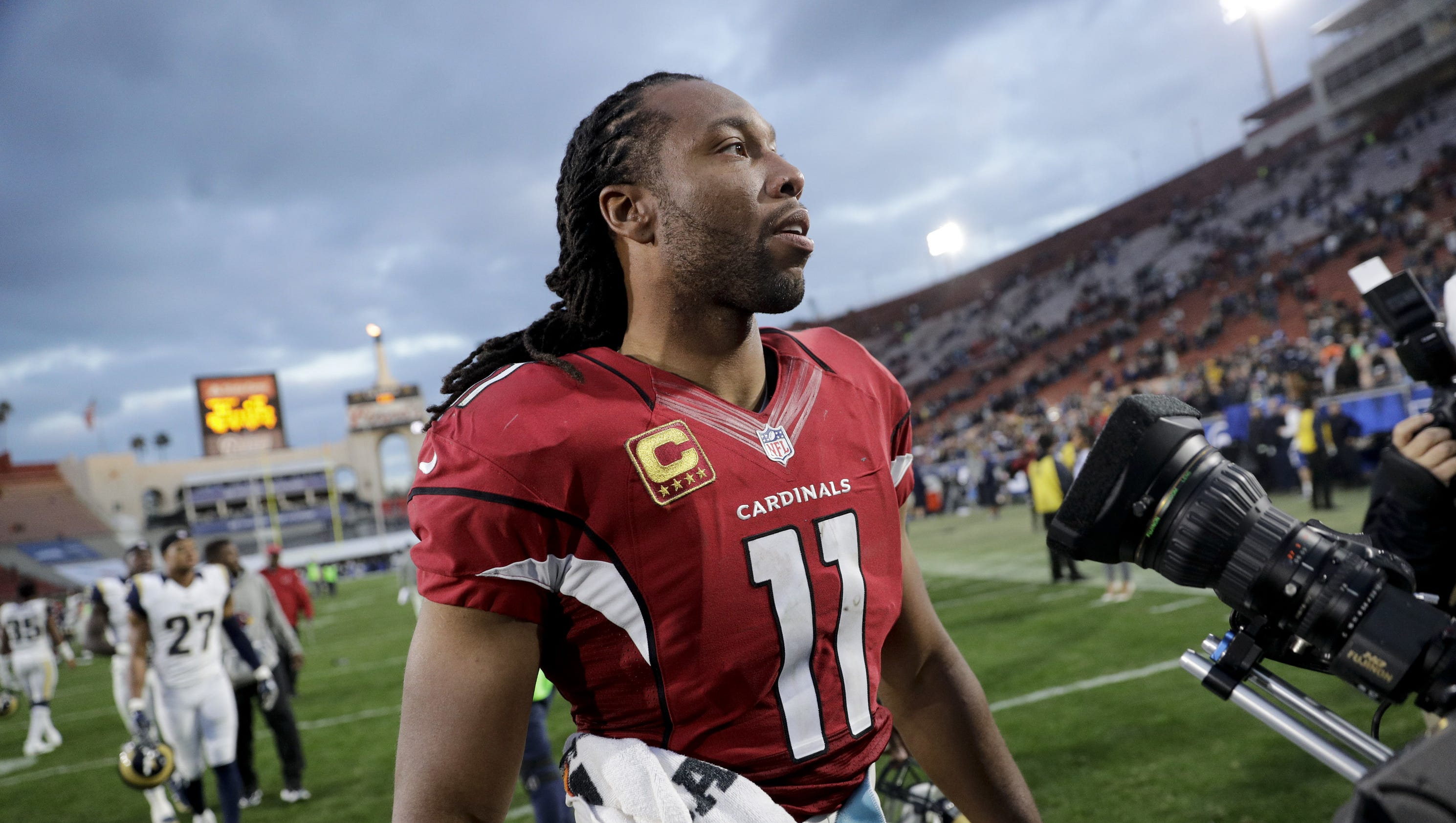 Arizona Cardinals If Larry Fitzgerald retires then what