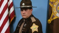 Boone County Sheriff's Deputy Jacob Pickett was fatally wounded by a fleeing suspect Friday, March 2, 2018.