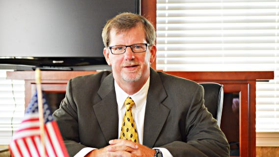 Jim Haynes is the new regional president for Centennial Bank in Northwest Florida.