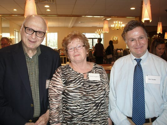 annual reunion of former Prudential employees