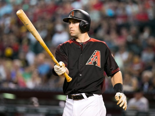 Arizona Diamondbacks Paul Goldschmidt