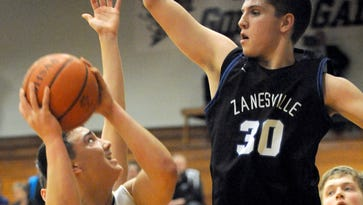 Zanesville overcomes halftime deficit, grinds out tough win over Lancaster