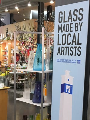 The Corning Museum of Glass will offer sales on gift shop items starting Friday.