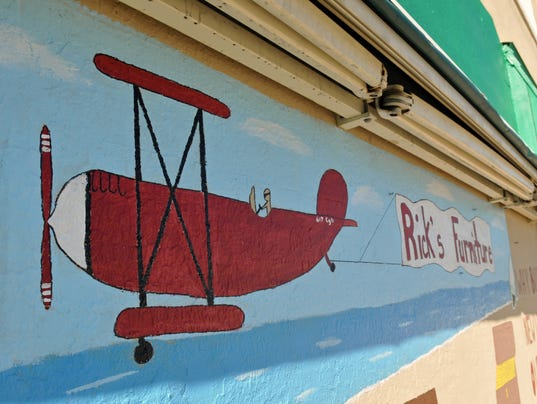 Controversial mural can stay in eau gallie for Furniture consignment melbourne fl