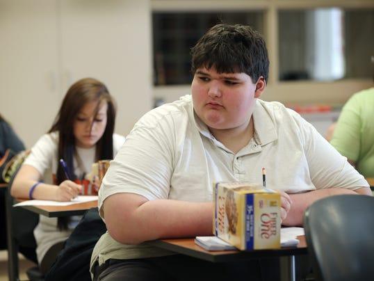 GAN STUDENT WEIGHT LOSS REACTION 021814
