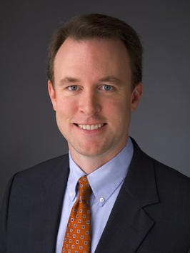Edward FitzGerald, the Democratic challenger for Ohio Governor.