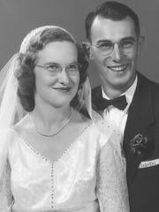 Dick and Marian Gipe, 1956
