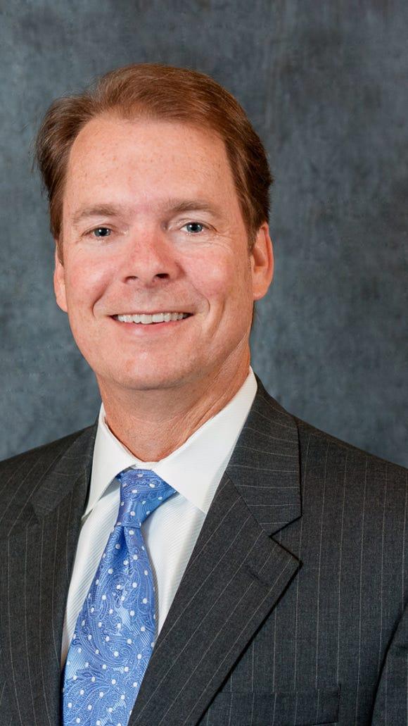 Gulfport Mayor Billy Hewes III