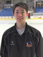 Northville's John Larkin has moved up to the USHL after plauying for U16 Compuware.