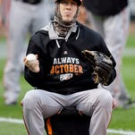 World Series: Tim Lincecum waits his turn, still yet to pitch