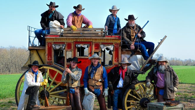 Silver Dollar City's National Harvest & Cowboy Festival presents the best of the fall season from a stagecoach to the stages and cowboys to craftsmen.