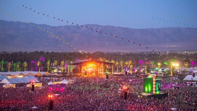 Some 250,000 people are expected to attend the two Coachella weekends, creating uniques challenges for the security teams following the mass shootings at recent music events