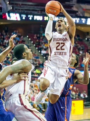 Xavier Rathan-Mayes will look to lead FSU back to the NCAA Tournament for the first time since 2012.