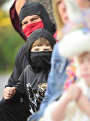 Several Nashville-area events offer family-friendly haunted hayrides for the Halloween season.