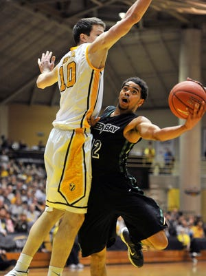 UWGB guard Carrington Love is facing a weapons charge.
