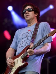 Dean Ween, pictured with Ween at the Bonnaroo Music and Arts Festival  June 12 in Manchester, Tenn.