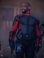 Will Smith's Deadshot in 'Suicide Squad' is among the