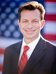 Former state Rep. Tim Moffitt