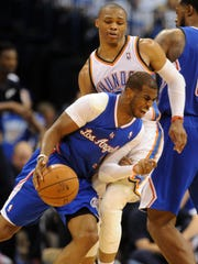 Chris Paul and Russell Westbrook were both drafted