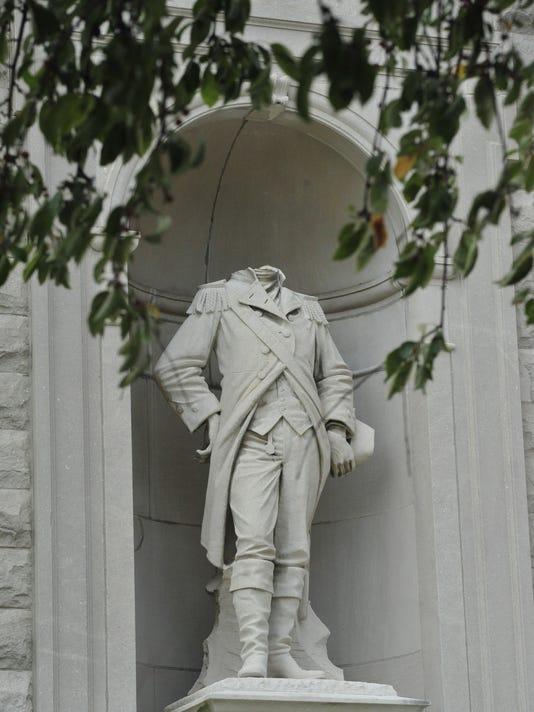 1- Headless Colonel