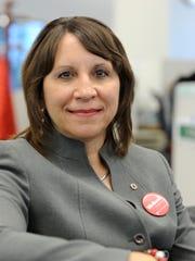 Bernadette Melnyk is chief wellness officer at Ohio