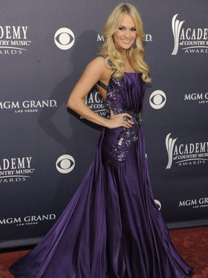 Carrie Underwood, 2011.
